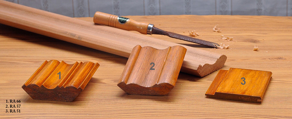 lis kayu