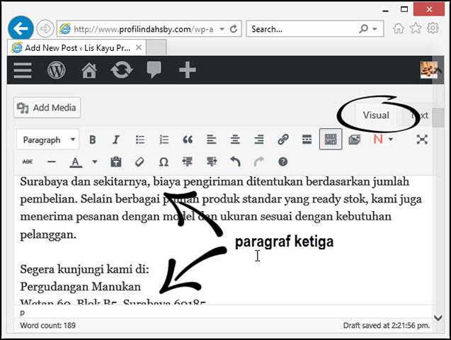 Cara Mudah Menulis Artikel SEO Ampuh
